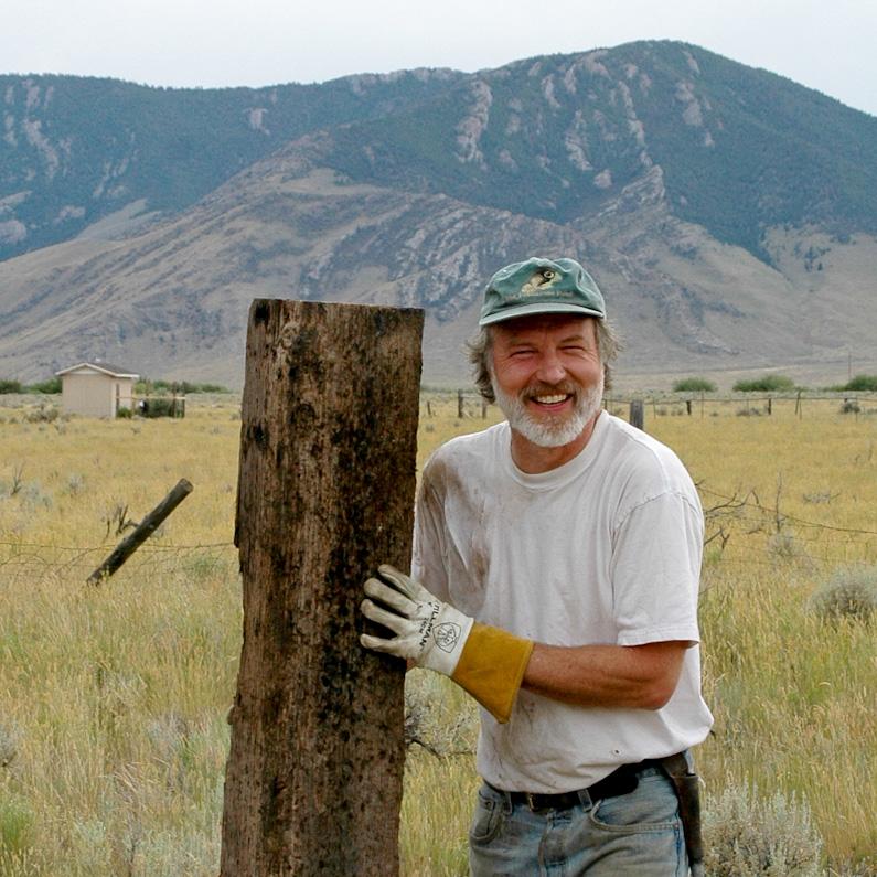 Artist, activist Ross Matteson